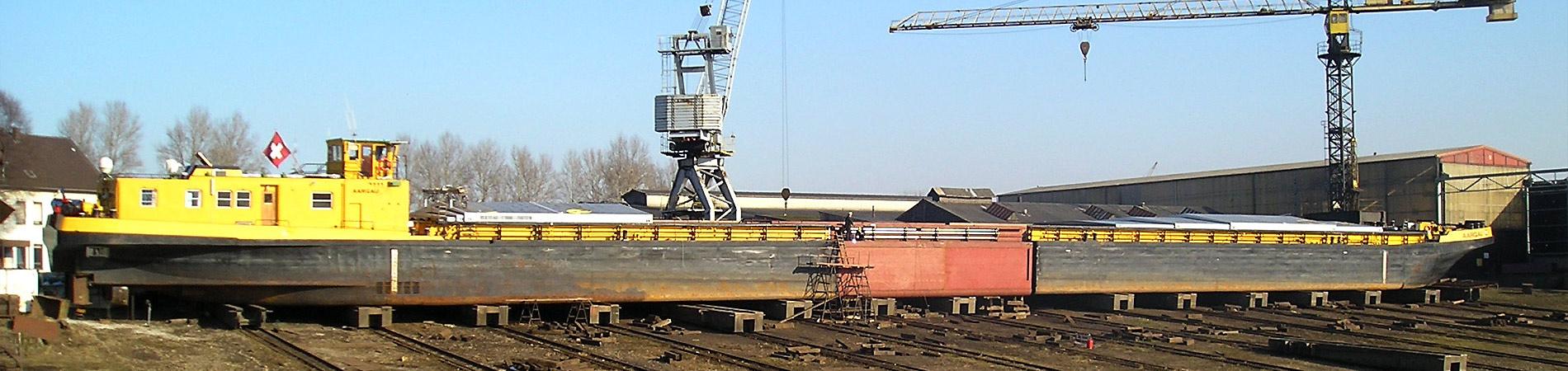 Meidericher Schiffswerft MSW Duisburg - Stellenangebote