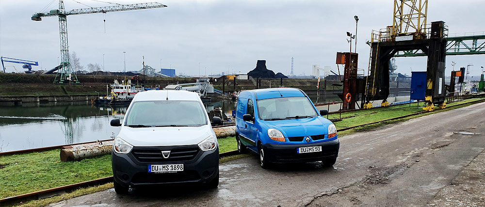 Meidericher Schiffswerft Duisburg - Mobiler Reparaturservice